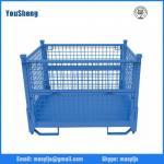Estantería de secado de la jaula de la malla de alambre del almacenamiento/plataforma plegables de acero de la jaula