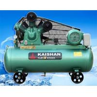 11kw 43CFM Portable Piston Air Compressor With Motor Driven
