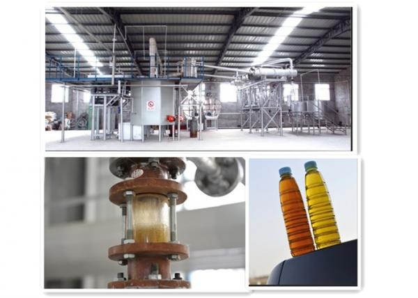 Making Fuel From Waste Plastic And Tyre Pyrolysis Plant