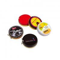 Round Metal Storage Containers Shoe Polish Tin With Different Versions