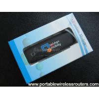 ZTE mf190 USB 3G Modem Wireless ROHS Support Android / Windows / Mac