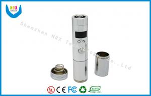China 1800mah Lavatube E Cigarette Ce4 / Vivi Nova Clearomizer Vamo Vv Mod Ecig on sale