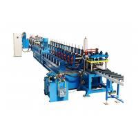 Efficiency Door Frame Roll Forming Machine , Metal Roll Forming Line