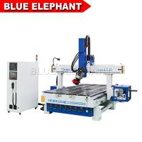 1530-4A Woodworking Cnc Router Automatic Tool Change Engraver Machine for Slae