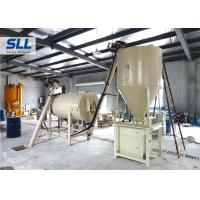 Automatic Feeding Dry Mix Mortar Production Line With River Sand Cement Fly Ash Material