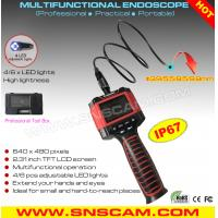 SNS-99D3 Multifunctional Industrial Endoscope with 2.31 inch TFT LCD screen