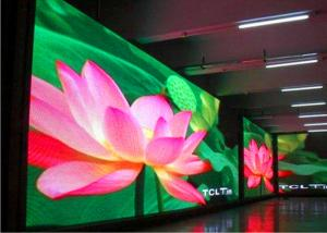 China P2.5 indoor full color led display 3840hz high refresh led video wall on sale