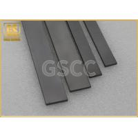 Non Standard Carbide Wear Strips For Mountain Stone Working YG6X ZK30UF ZK30SF Etc