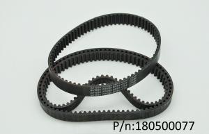 Quality correia 75T cronometrando para as auto peças sobresselentes 180500077 da correia cronometrando do cortador GT7250 XCL7000 Z7 for sale