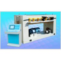 NC Computer-control Rotary Cut-off Machine, Single Layer or Double Layer