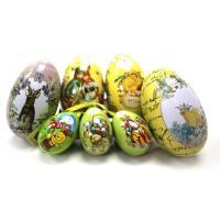 Wholesale Unique Easter Egg Tin Box