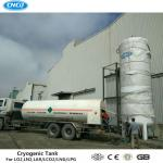 10m3 cryogenic Liquid Argon Tank