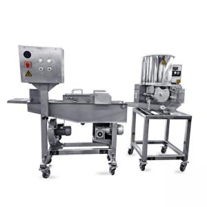 China Chicken Patty Food Processing Machinery 550w Power 30L Capacity on sale