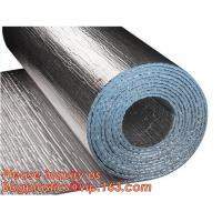 Aluminium multi-layer heat insulation,aluminum bubble heat insulation material,Thermal IXPE foam aluminum foil Heat insu