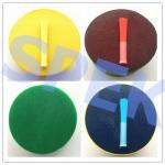 high quanlity colorful tapered flat PBT nylon610 for toothbrush