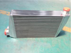 China Turbo Intercooler Charge air cooler intercooler aftercooler high quality aluminum plate fin heat exchanger on sale