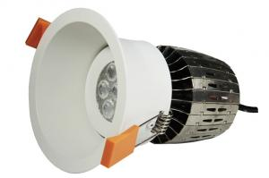 China CREE led 15 Watt 800LM Dimmable LED Down Lights Of Beam Angle 15 degree on sale