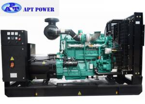 China 400kW Diesel Fuel Generator Set Powered by DCEC Cummins Diesel Engine , Open on sale
