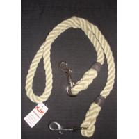 Twist Rope dog leashes with printed logo for outside XS S M