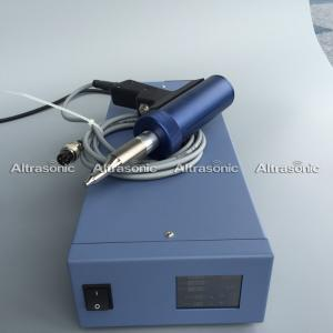 China High Performance Portable 28Khz Ultrasonic Spot Welding Machine With LCD Screen on sale