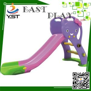 China Small Custom Playground Slides CNC Making Process For 3 - 12 Years Old on sale