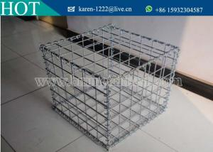 China Welded Mesh Gabions For Cladding Walls on sale