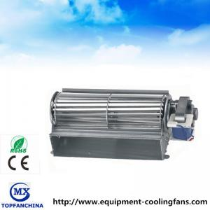China 65U Series AC220v Small Air Conditioner Cross Flow Fan , Ventilation Motor Blower Fan on sale