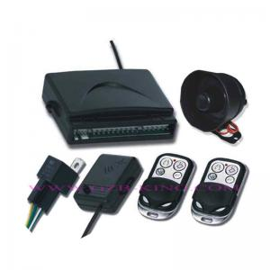 China One Way Car Alarm System (Double Side PCB) on sale