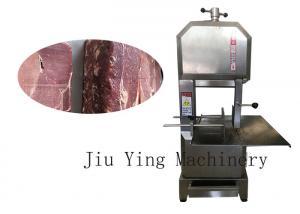 China Small Type 15 M/S Beef Meat Bone Cutter Machine / Bone Saw Machine on sale