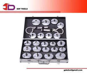 China 24pcs 45#steel Oil Filter Wrench Suitable For All Kinds Of Automobile, Bmw, Souast, Isuzu on sale