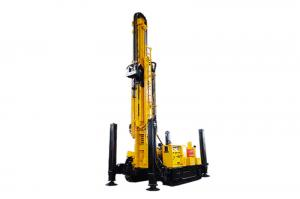 Quality JKS380S Crawler Mounted Telescoping Mast Drill Rig for sale