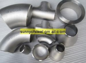 China ASTM A403 WPS31726 SEAMLESS PIPE FITTINGS on sale