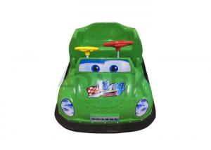 China Arcade Super Beetle Playground Battery Bumper Cars For Kids 1 Player on sale