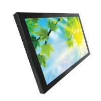 High Performance Sunlight Readable Panel PC 24 Inch Steel Chassis with J1900 CPU