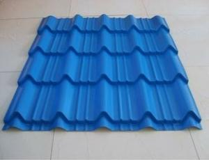 China Custom Gi Colour Coated Sheet Pre Painted Galvanized Steel Sheet In Corrugation on sale