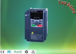 China Single Phase Variable Frequency Drive VFD 220V 0.4KW High Performance on sale