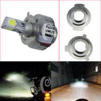 China LED 18W 6000K Hi/Lo bulb Motorcycle Headlight Assembly 1600lm light headlight Kits on sale