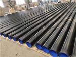 Welded Hot Rolled Q195 Q215 Q235 Q345 Carbon Steel Tube