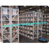 China Cold Rolling Mill Machinery Produce Warehouse And Industrial Storage Pallet Rack on sale