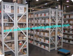 China Producción Warehouse de la maquinaria del laminador en frío y estante industrial de la plataforma del almacenamiento on sale