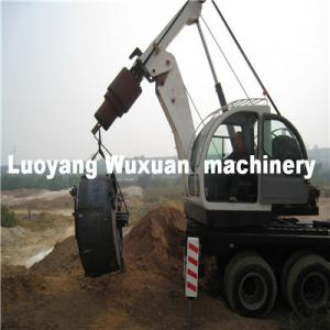 China Multi-function reliable hydraulic drilling rig, popular in the construciton on sale