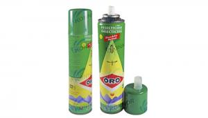 China 300ML Non Toxic Insecticide Spray , Mosquito Repellent For Home And Office on sale