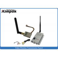2500m Long Distance Wireless Video Sender Mini 1.2GHz Wireless Transmitter and Receiver