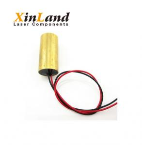 China 532nm 50mw Green Laser Module , High Stable Green Laser Line Module Biomedical on sale