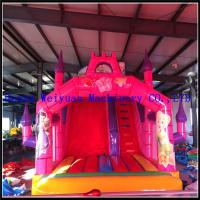 inflatable kids playground plastic slides,Silk-screen printing Inflatable Slide, kids inflatable toys