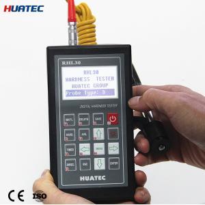 China Fácil de operar 3.7V / 600mA probador de dureza portátil RHL30 para morir cavidad de moldes on sale