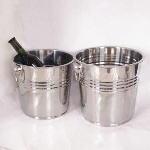China popular style stainless steel bucket for cool the beer & 5-10L  ice bucket & ice container on sale