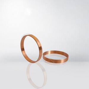 China 0.012mm - 4.5mm Super Fine Copper Enameled Wire  Full Size Varnished Magnet Copper Wire on sale