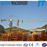 Low price factory supply 6t load TC5610 tower crane with CE