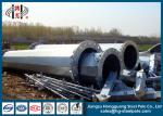 Противоударное стальное трубчатое низшее напряжение Poles передачи силы